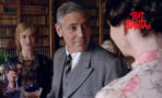 George Clooney en 'Downton Abbey' Primer