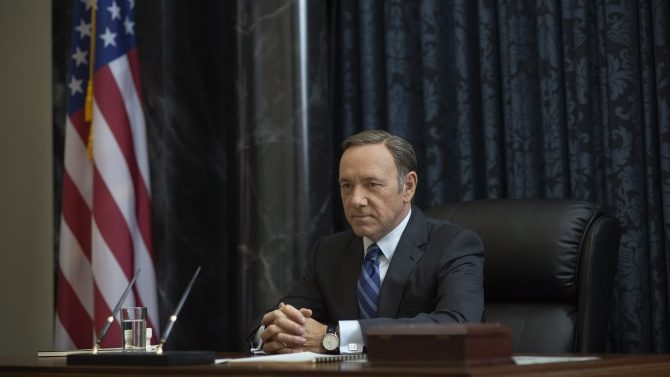 'House of Cards' tercera temporada anuncia