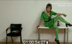 """Jane Krakowski audición para """"Peter Pan"""