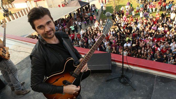 Juanes Cancion Juntos Together McFarland USA