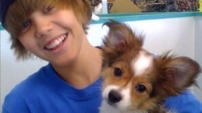 Muere mascota de Justin Bieber