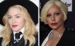 Madonna desmiente pelea con Lady Gaga