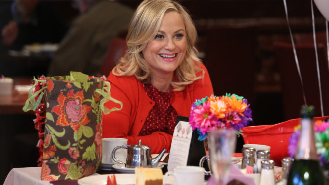 """PARKS AND RECREATION -- """"Galentine's Day"""""""
