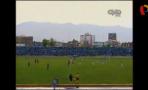 Futbolista peruano impactado por rayo [VIDEO]