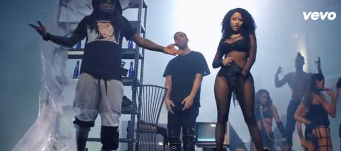 Nicki Minaj Video Only