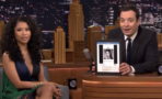 Nicki Minaj Jimmy Fallon Comparan Fotos