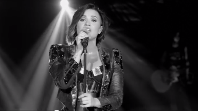 Demi Lovato Estrena Video Nightingale