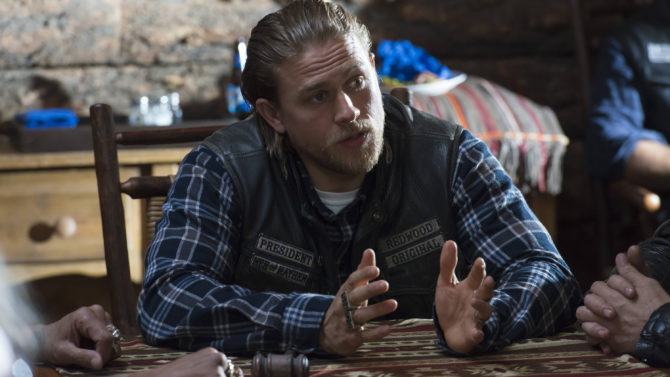 SONS OF ANARCHY Salvage -- Episode