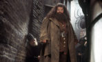 ROBBIE COLTRANE as Hagrid in Warner