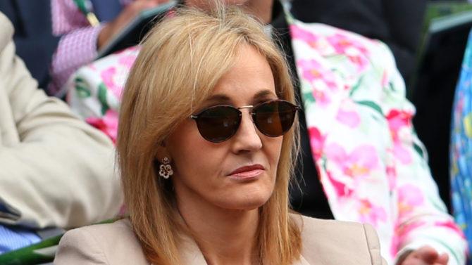 J.K. Rowling responde a Rupert Murdoch