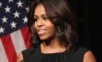 Michelle Obama Arabia Saudita