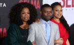 "attends the ""Selma"" New York Premiere"
