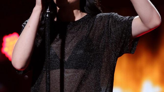 Jessie J canta Bang Bang con