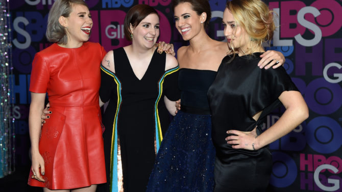 Girls premiere cuarta temporada