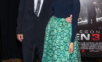 Maggie Grace y Liam Neeson