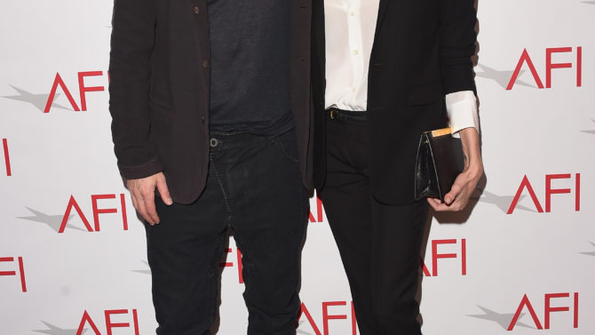 Angelina Jolie y Brad Pitt se