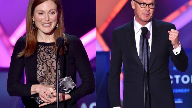 Critics Choice Movie Awards: lista completa