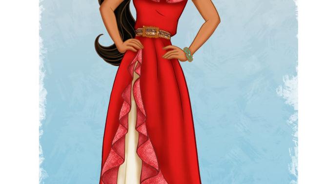 The Problem With Token Latina Princess