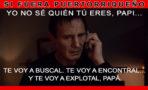 Liam Neeson Memes Si Fuera Latino