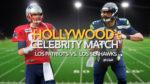 Hollywood's celebrity match: Los Patriots Vs.