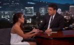 Lea Michele vomitó cuando cantaba 'Let