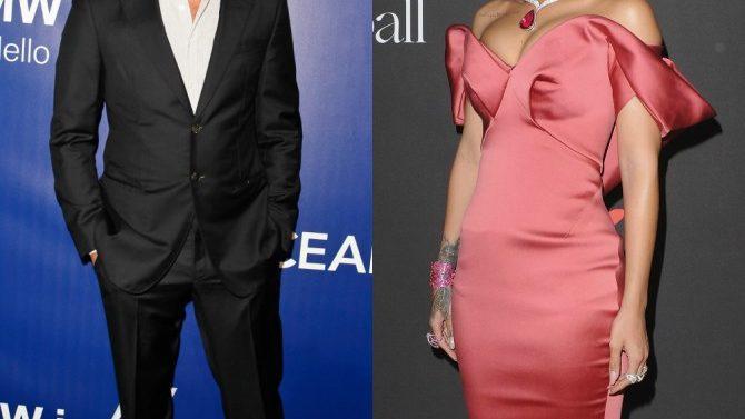 Reportes: Leonardo DiCaprio y Rihanna se