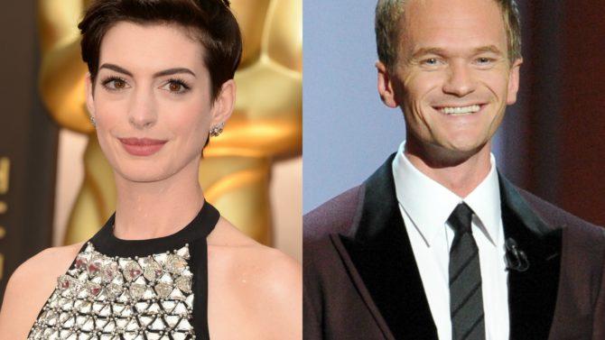 Anne Hathaway aconseja a Neil P.