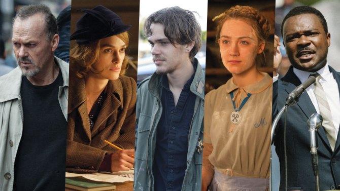 Oscars 2015: las 7 películas esenciales