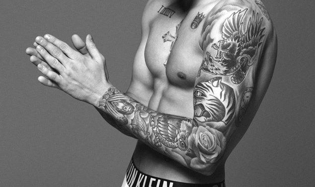 Justin Bieber Campana Calvin Klein