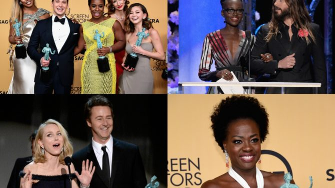 Sag Awards 2015, lo más comentado