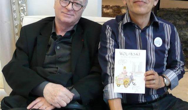 Charlie Hebdo's Legacy: Cartoonist Feggo Pays