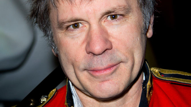 Iron Maiden Bruce Dickinson tratamiento cáncer