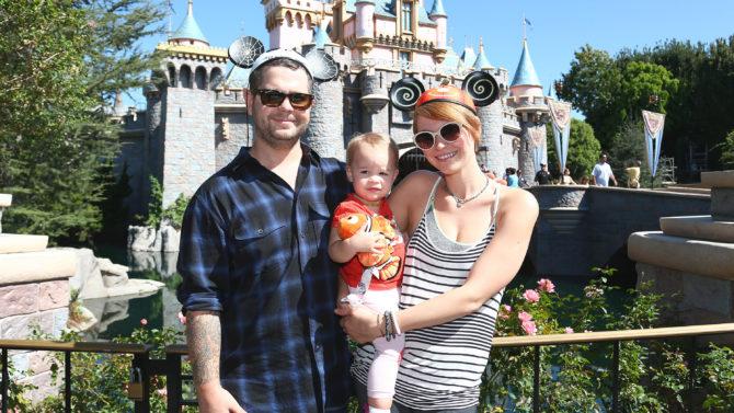 Jack Osbourne papá Lisa Osbourne embarazada