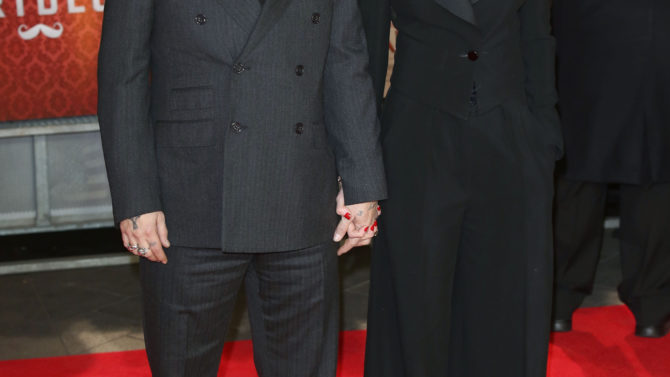 Johnny Depp Amber Heard matrimonio boda