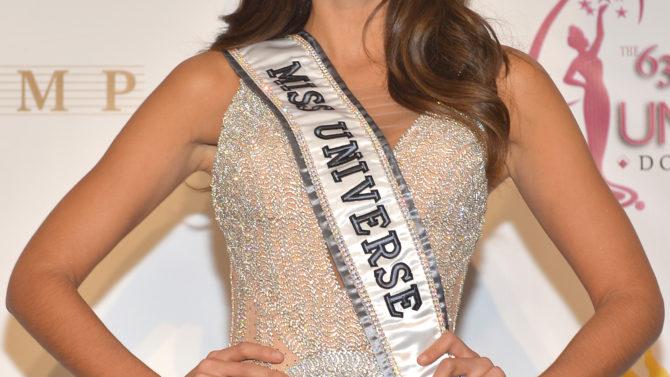 Miss Universo FARC proceso de paz