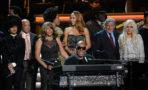 performs onstage during Stevie Wonder: Songs