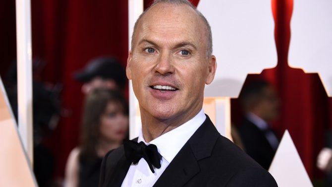 Michael Keaton Guarda Discurso Oscars