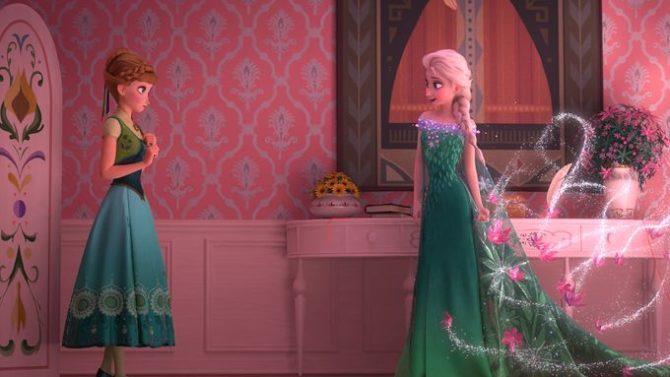 'Frozen' vuelve con 'Frozen Fever', mira