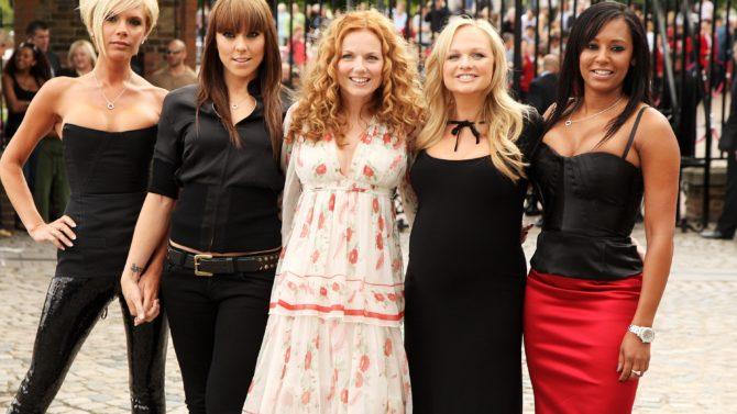 Spice Girls canciones inéditas