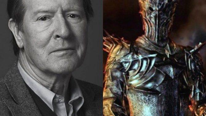 Muere Alan Howard, voz de Sauron