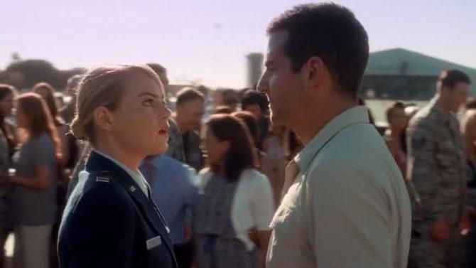 Bradley Cooper Emma Stone Aloha trailer