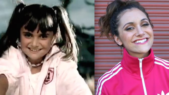 Alyson Stoner niña videos Missy Elliott
