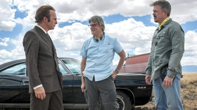 Bob Odenkirk as Saul Goodman, Peter
