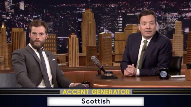 "Jamie Dornan ""Fifty Shades of Grey"""