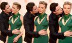 Scarlett Johansson defiende a John Travolta