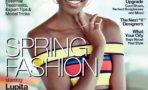 Lupita Nyong'o Portada Lucky