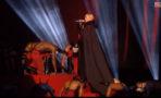 Madonna se cae en los Brit