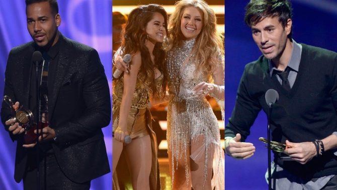 Premio Lo Nuestro 2015: ganadores y