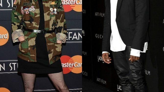 Shirley Manson, Kanye West