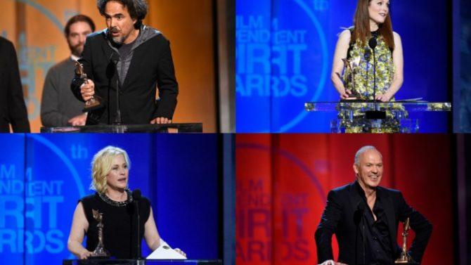 Independent Spirit Awards 2015: Lista completa